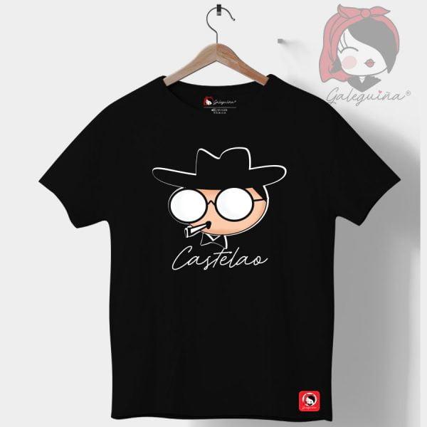 Camiseta Castelao unisex