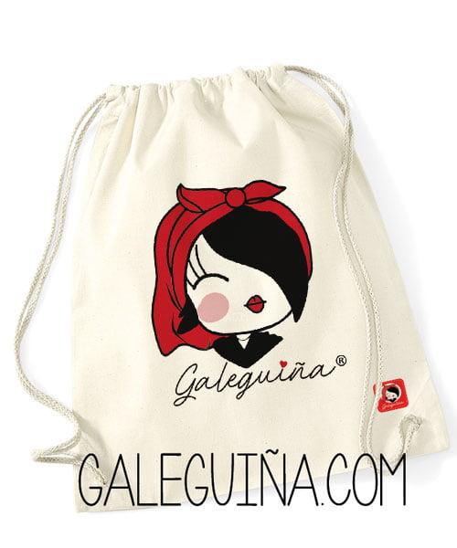 Mochila Galeguiña