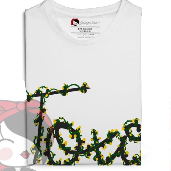 Camiseta toxo unisex