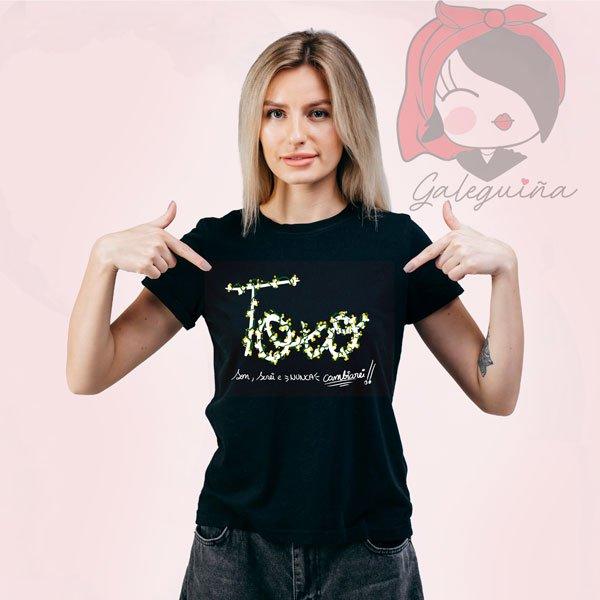 Camiseta Toxo Rapaza