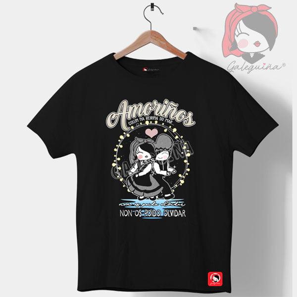 camiseta amoriños unisex