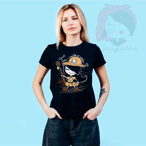 Camiseta Peregrina